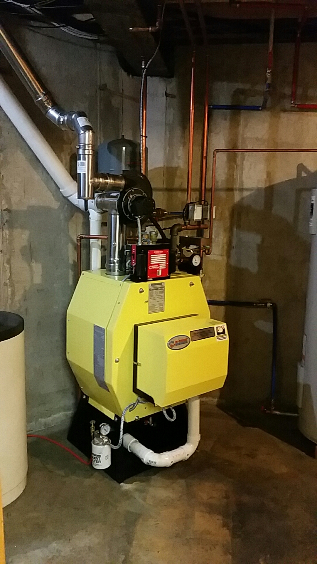 Bath, PA - High efficiency oil boiler cleaning