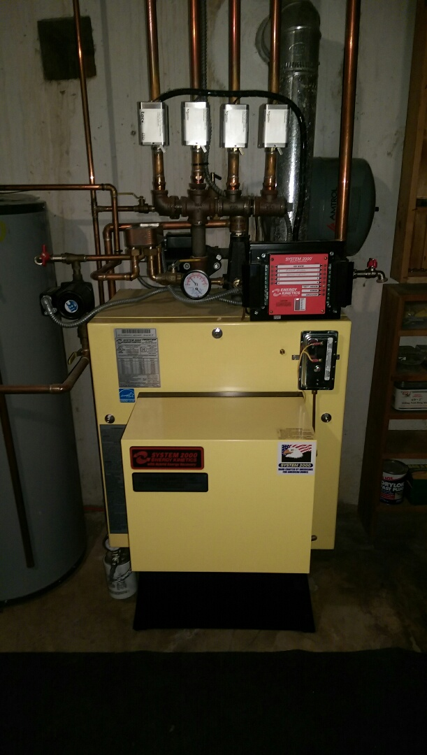 Emmaus, PA - Precision oil tune up on system 2000