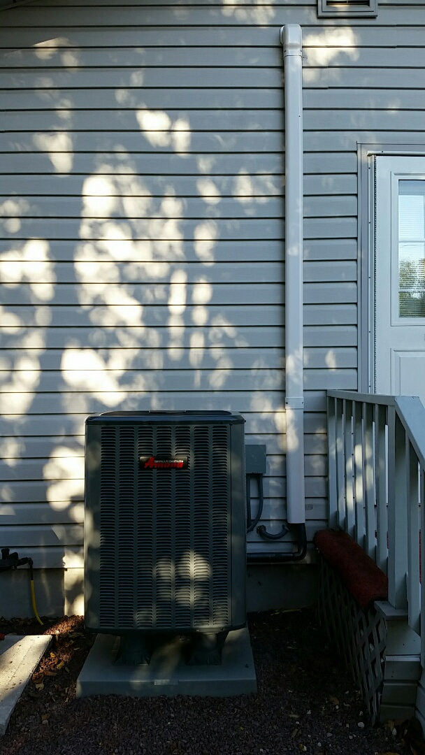 Wind Gap, PA - Installing a heat pump/central air conditioning system