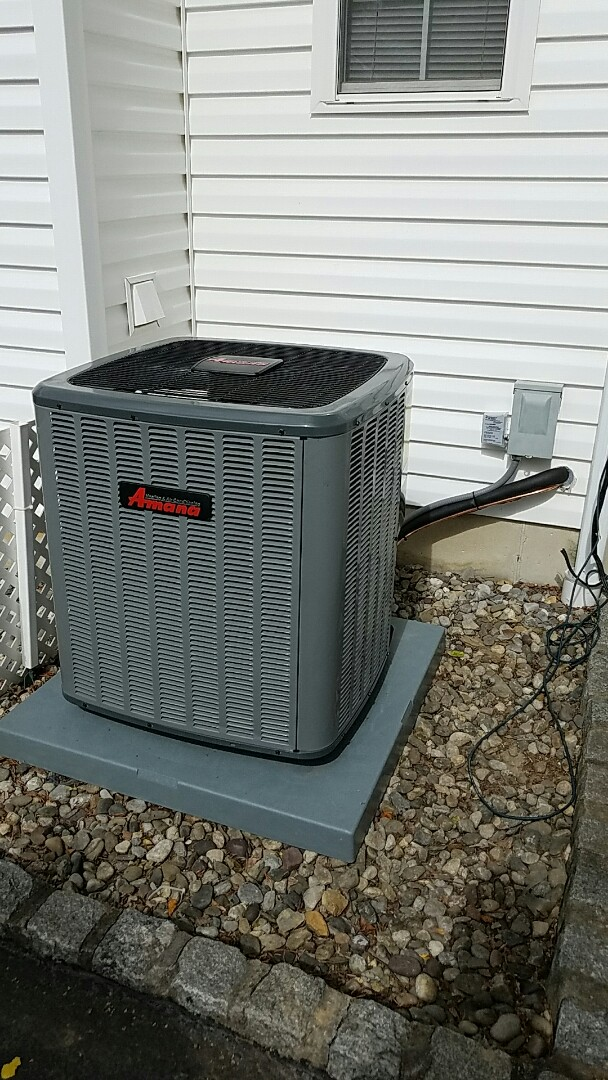 Easton, PA - Replacement of furnace and air conditioning system and zoning first and second floor
