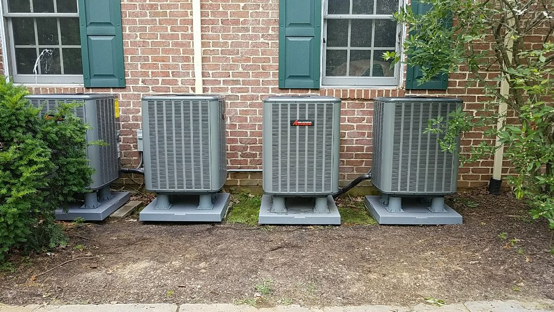 Bethlehem, PA - Replacement of heat pump system