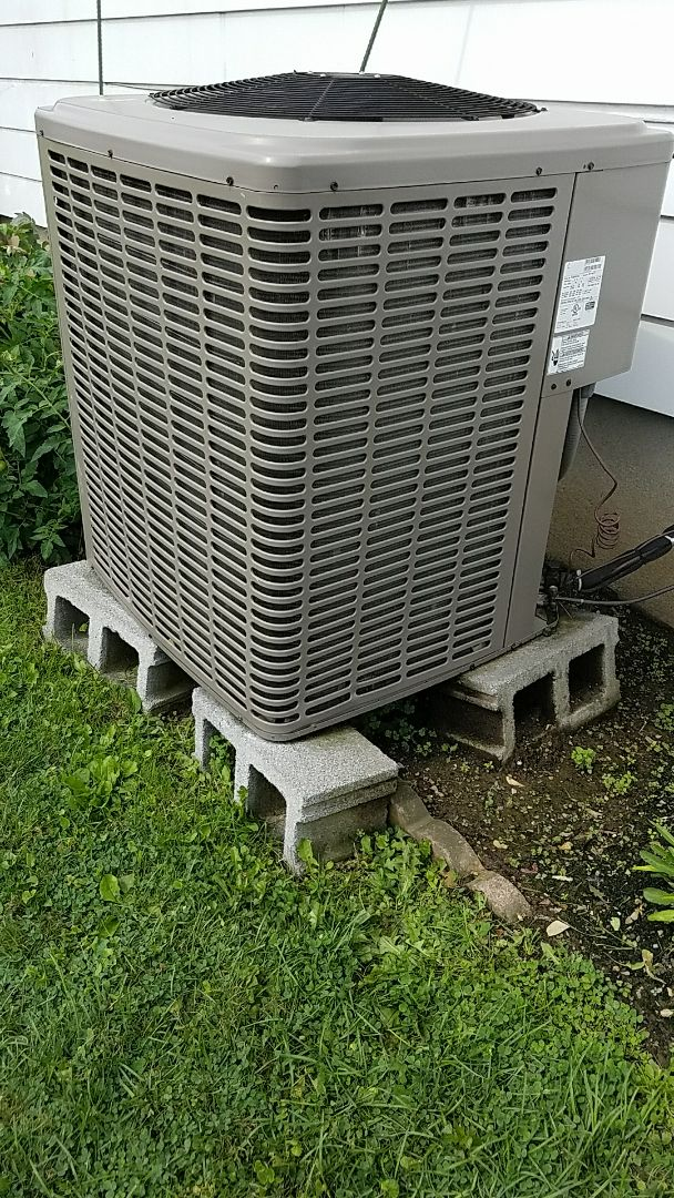 Wind Gap, PA - Heat pump not cooling properly