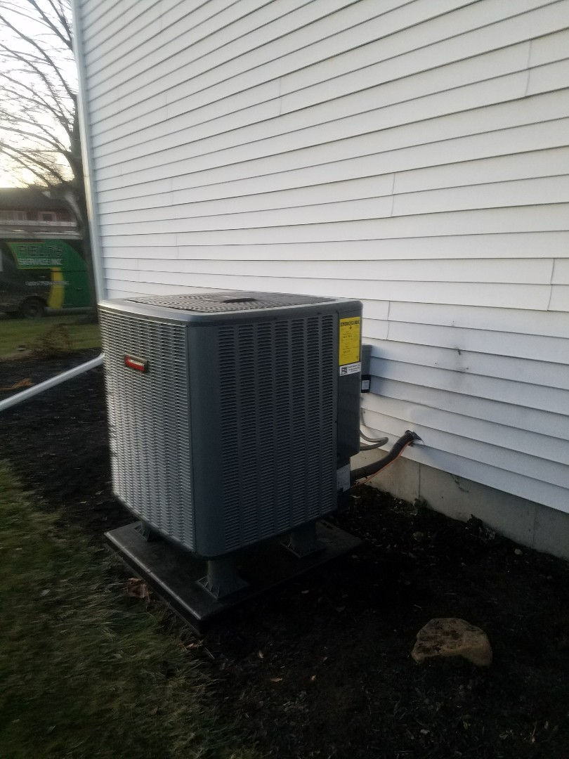Tatamy, PA - Heat pump replacement