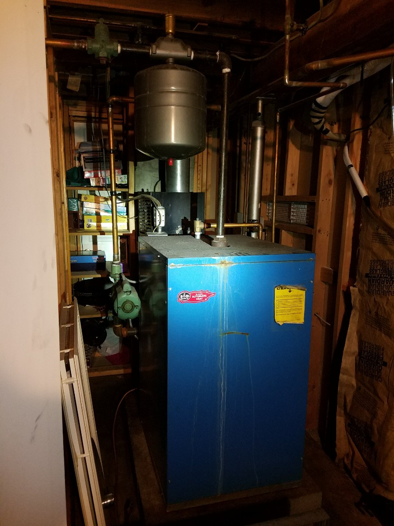 Pen Argyl, PA - Running out of hot water with Efm boiler