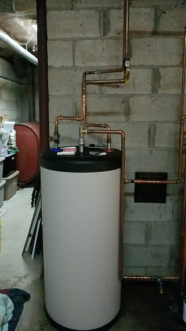 Mount Bethel, PA - Warranty water heater replacement