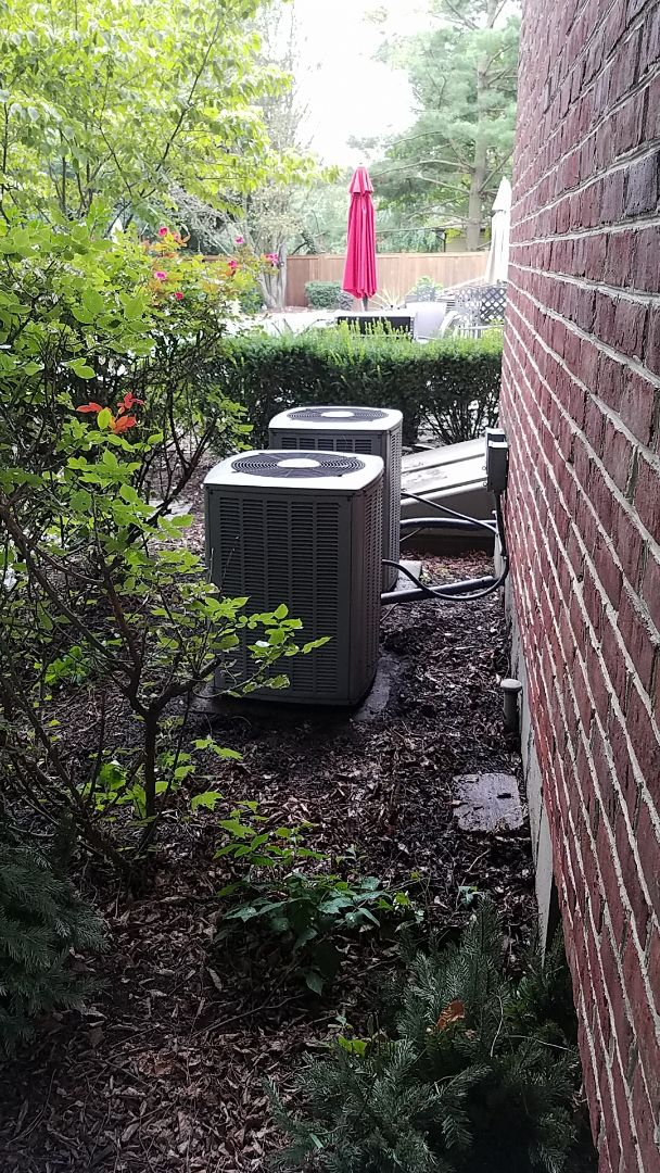 Nazareth, PA - I'm in safe drain repair and condenser coil cleaning