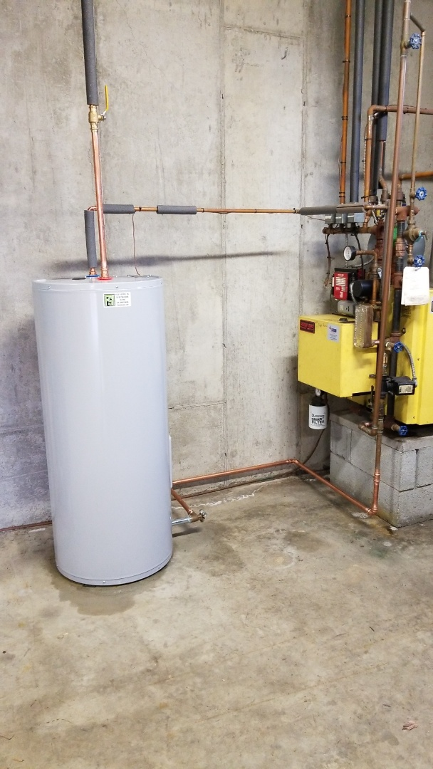 Wind Gap, PA - Energy Kinetics hot water tank replacement