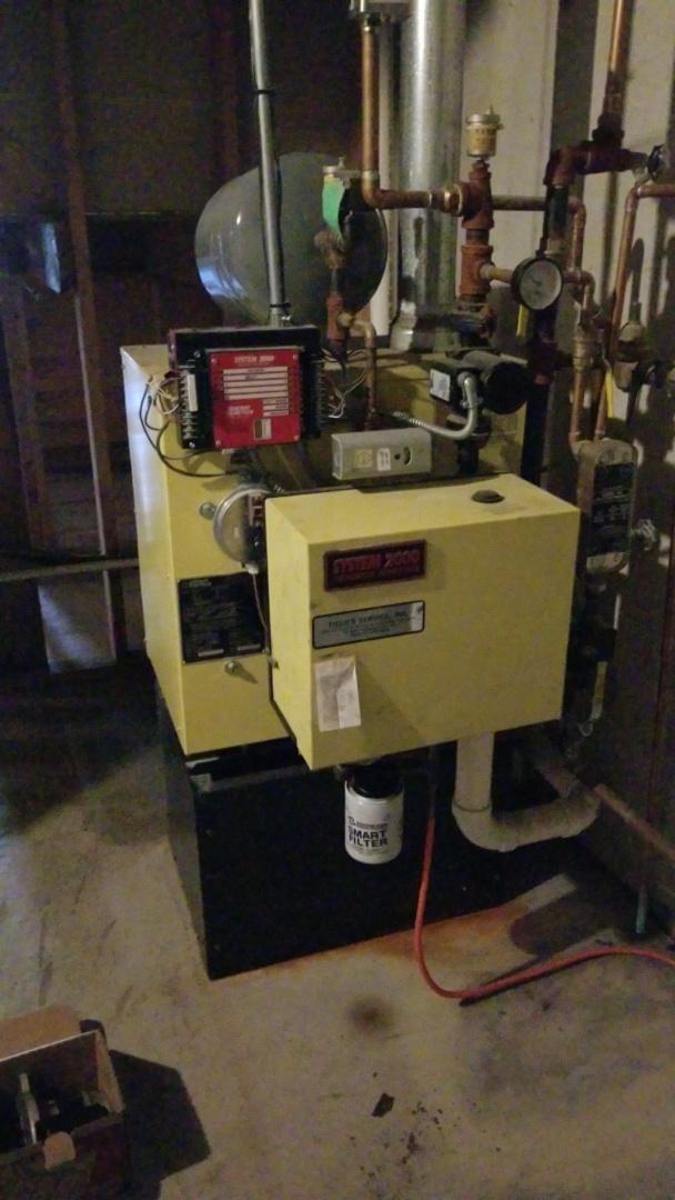 Bangor, PA - Oil boiler repair