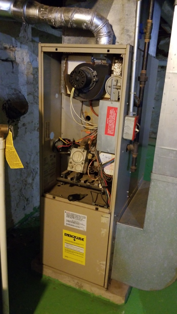 Bethlehem, PA - Amana gas furnace repair