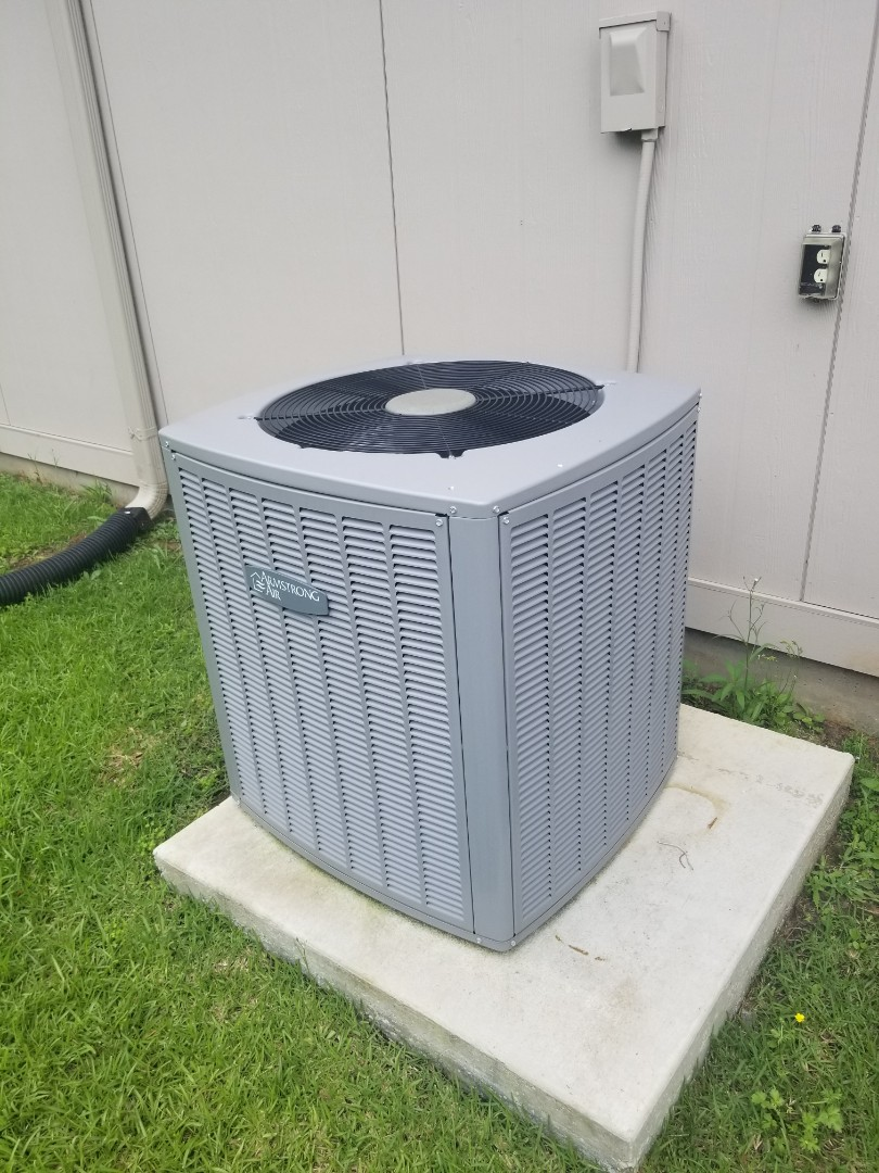 Baton Rouge, LA - PERFORMED AC TUNE UP ON 2018 RHEEM SYSTEM IN THE BATON ROUGE AREA