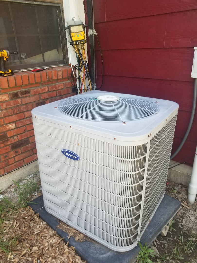 PERFORMED AC TUNE UP ON 2017 CARRIER SYSTEM IN THE ST GABRIEL AREA