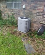 Baton Rouge, LA - Waived diagnostic replaced contactor. Unit is 2008, r410a.