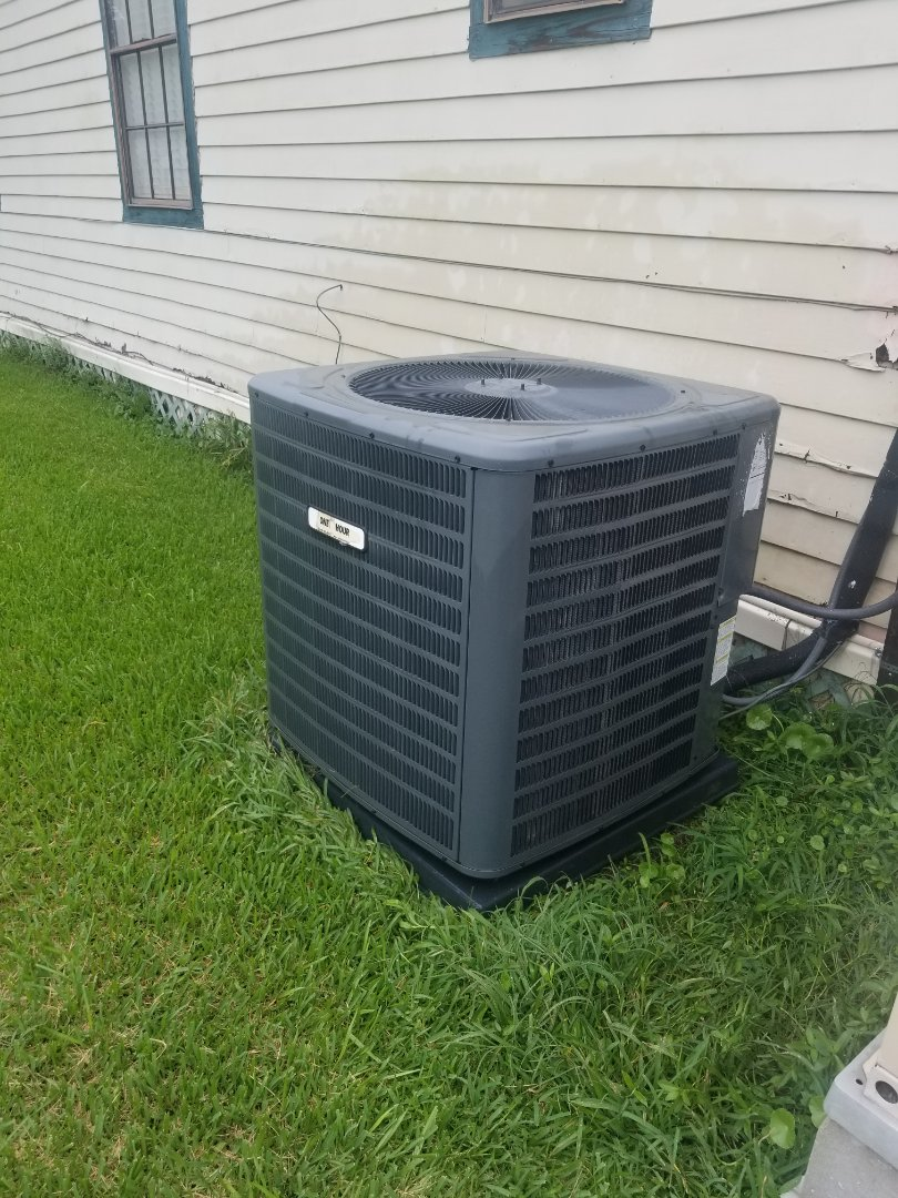 Saint Francisville, LA - PERFORMED AC MAINTENANCE ON 2017 GOODMAN SYSTEM IN THE ST FRANCISVILLE AREA