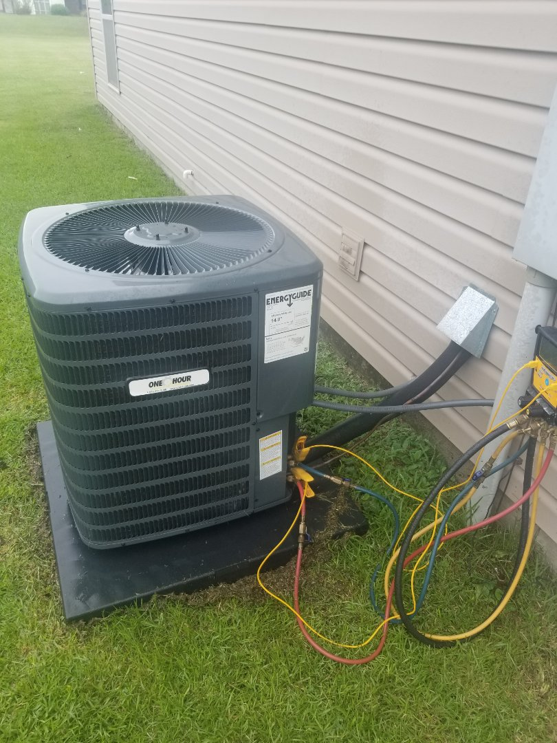 Gonzales, LA - PERFORMED AC MAINTENANCE ON 2012 GOODMAN SYSTEM IN THE GONZALES AREA