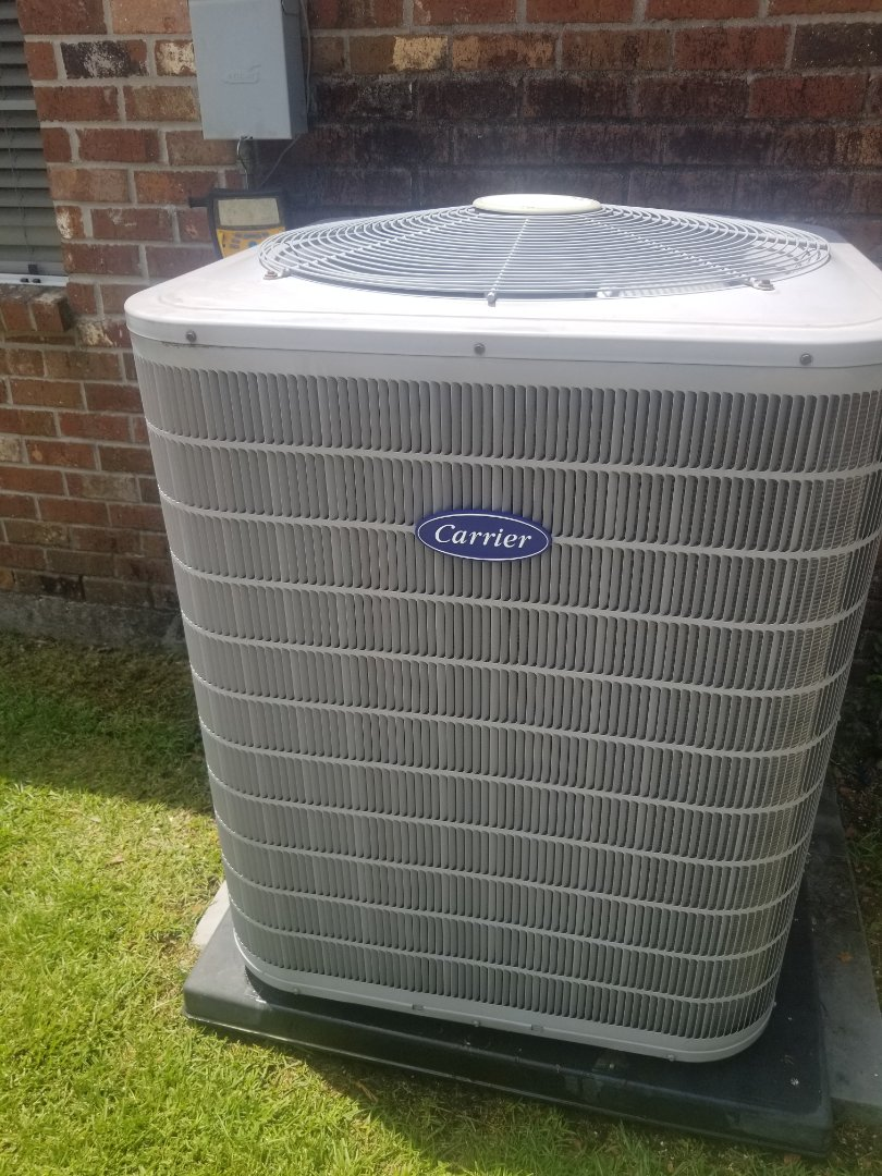 Baton Rouge, LA - PERFORMED AC MAINTENANCE ON 2010 CARRIER SYSTEM IN THE BATON ROUGE AREA