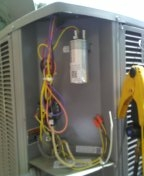 Zachary, LA - Preformed tune up on Armstrong system making sure electrical components are in good shape