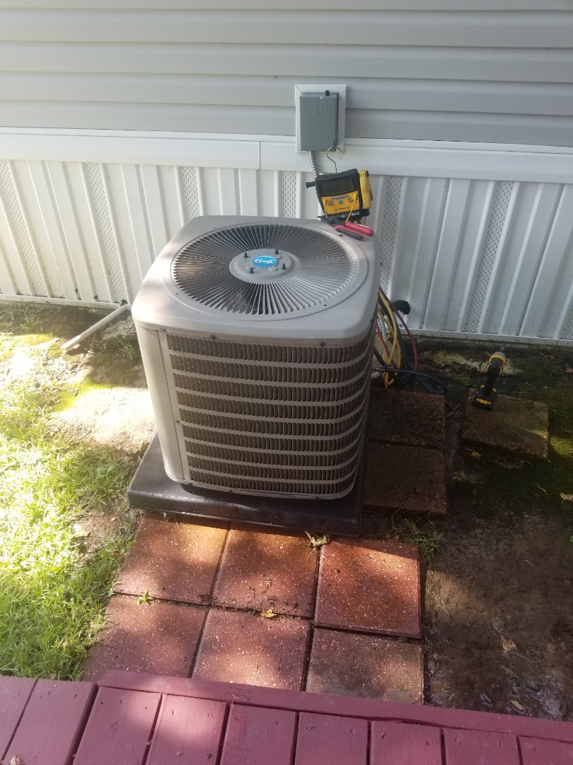 Denham Springs, LA - PERFORMED AC MAINTENANCE  ON 2008 GOODMAN 410A SYSTEM IN THE DENHAM SPRINGS AREA