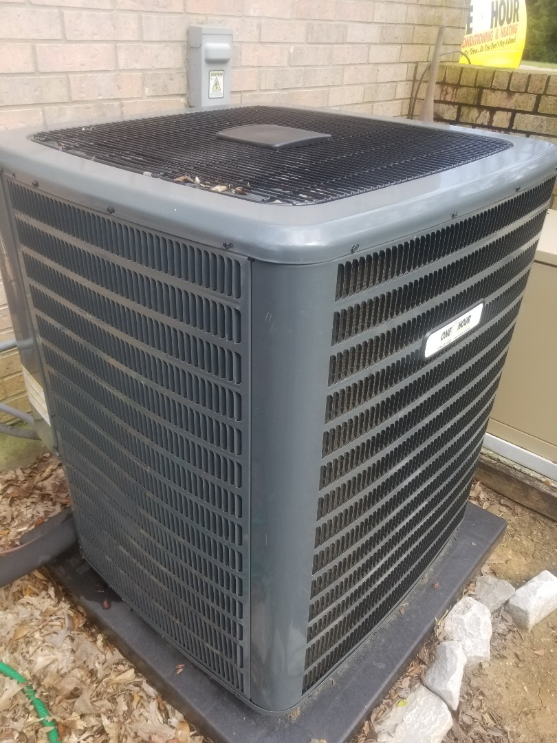 Baton Rouge, LA - PERFORMED A/C ON 2017 GOODMAN SYSTEM IN THE BATON ROUGE AREA