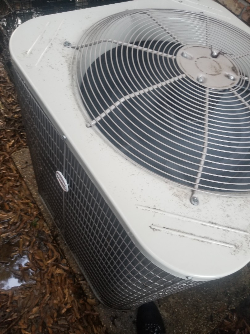 PERFORMED HEATER MAINTENANCE ON GOODMAN FURNACE IN THE BATON ROUGE AREA