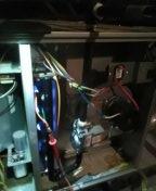 Doing heater maintenance onn a Rheem system