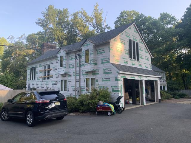 Florham Park, NJ - Complete job - Roofing, siding, windows.