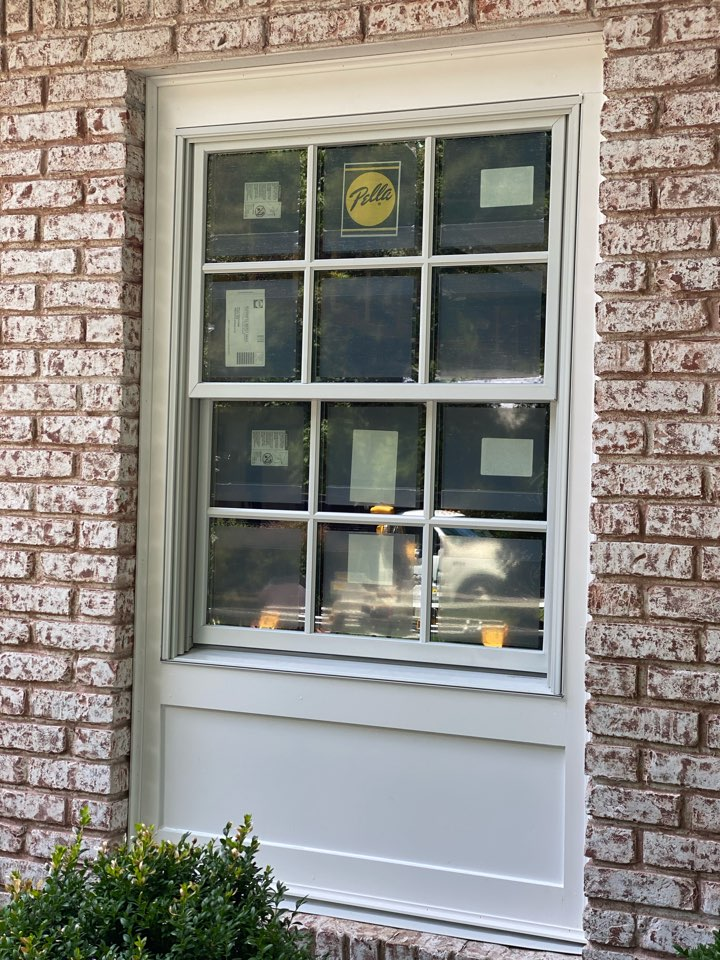 Millburn, NJ - Pella Architect Series windows