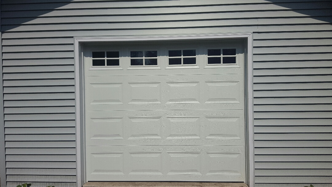 New garage doors and garage door repair ladd il for 12x7 garage door