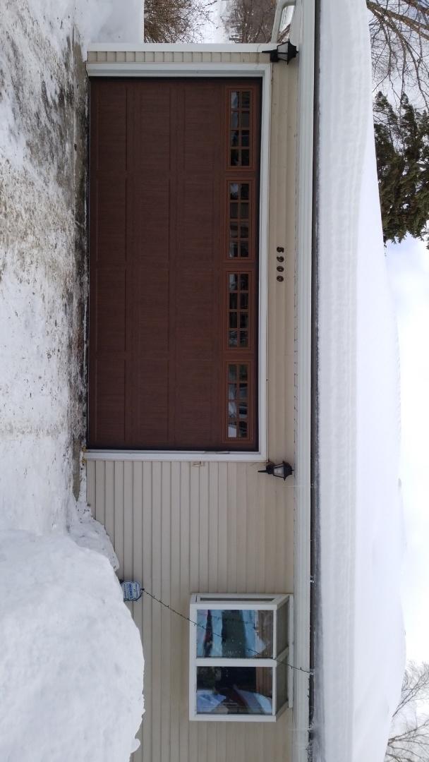 New Hope, MN - A brand new 15 x 7 ARL door