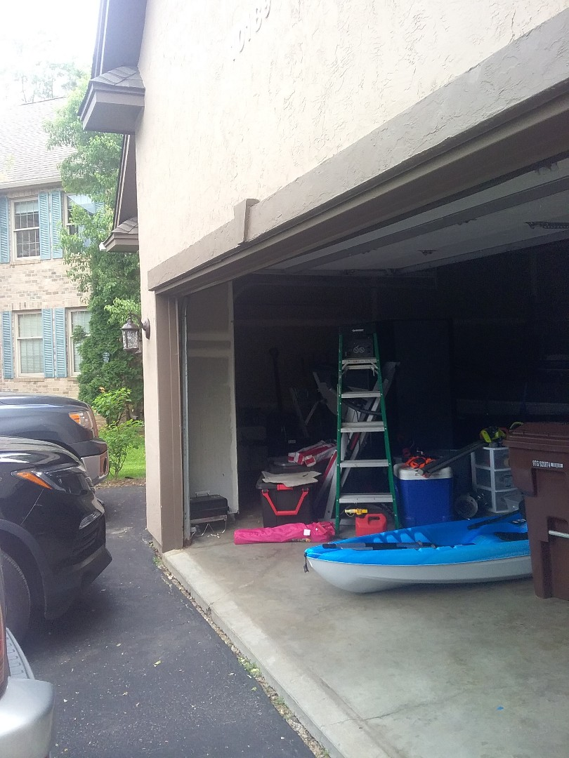 Garage door and opener replacement quote