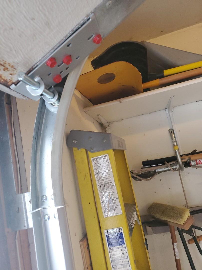 Maplewood, MN - Garage Door Service garage door repair broken cable replacement lifetime warranty parts