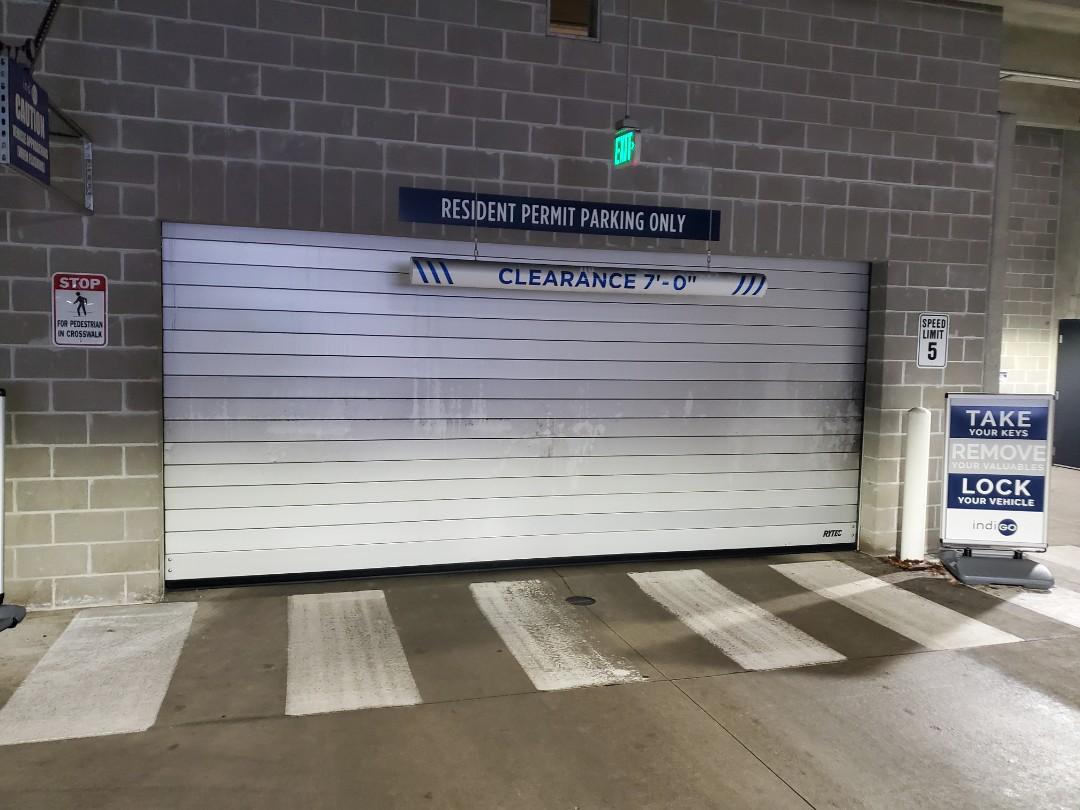 Roseville, MN - Garage Door Service garage door repair broken spring replacement Roseville Minnesota