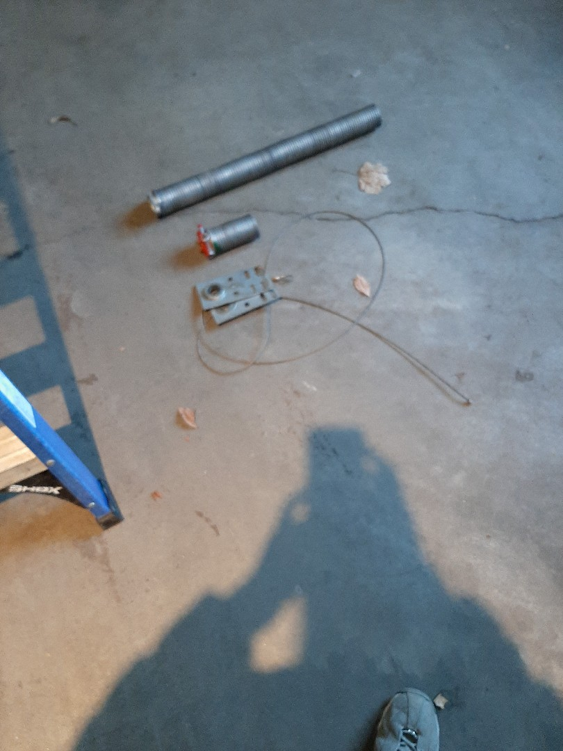 Chanhassen, MN - Jeremy installed new garage door springs end bearings an cables