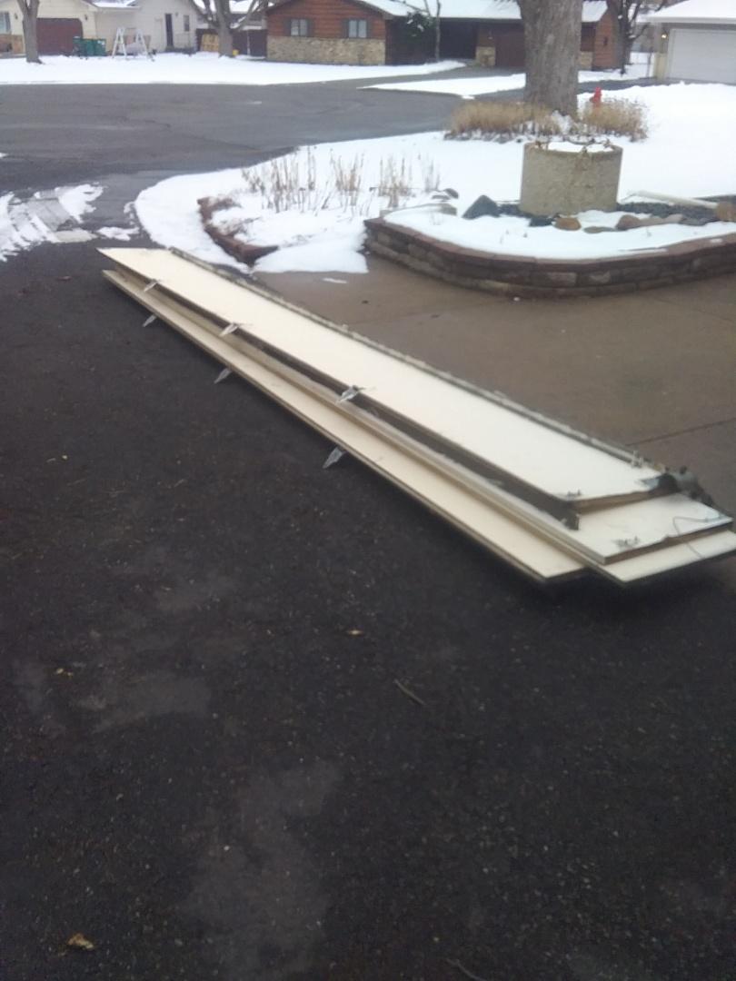 Bloomington, MN - Garage door replacement