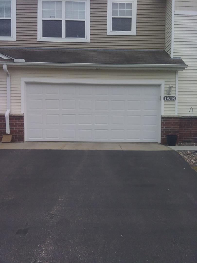 Farmington, MN - Garage door replacement