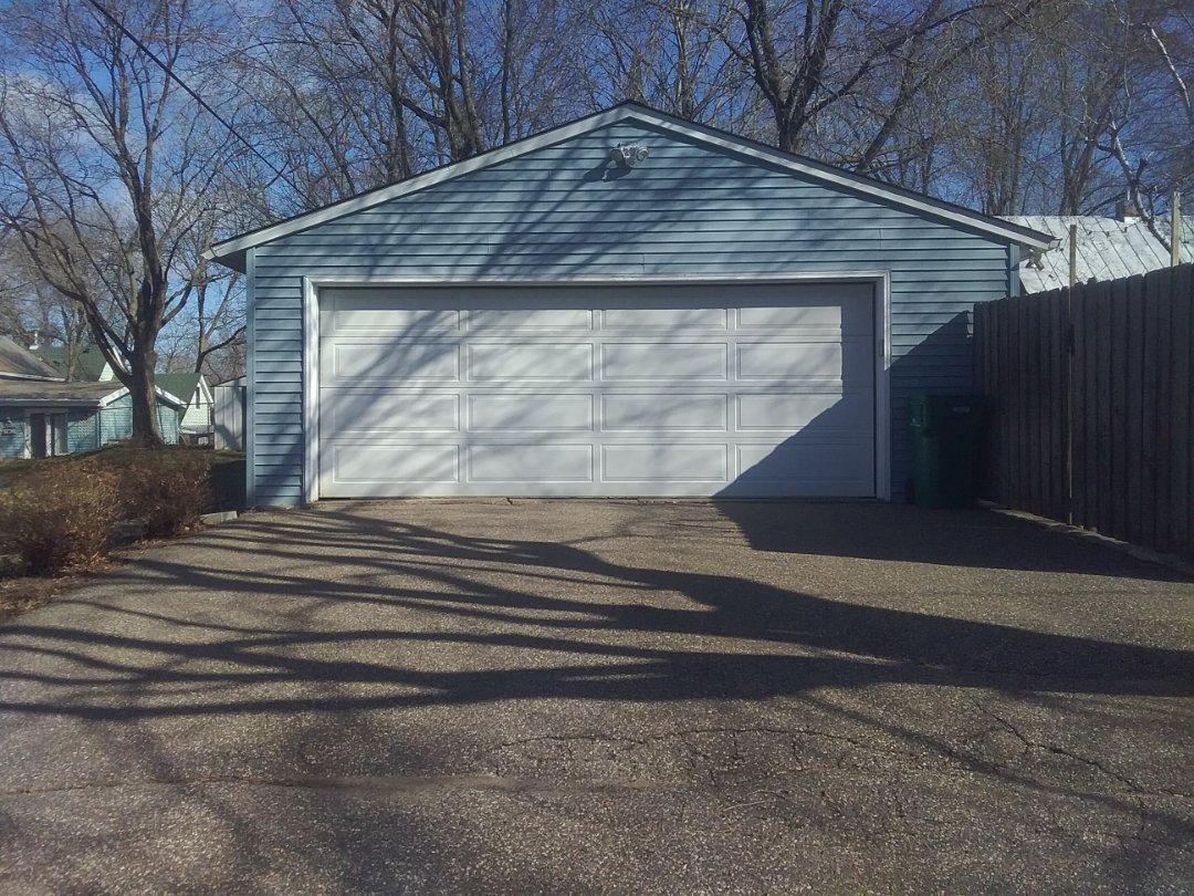 Stillwater, MN - Garage door replacement
