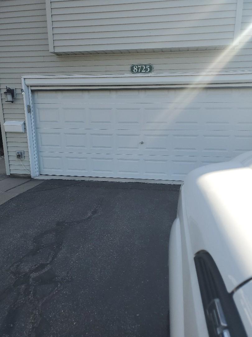 Coon Rapids, MN - Garage Door Service garage door repair Garage Door tune up Coon Rapids Minnesota