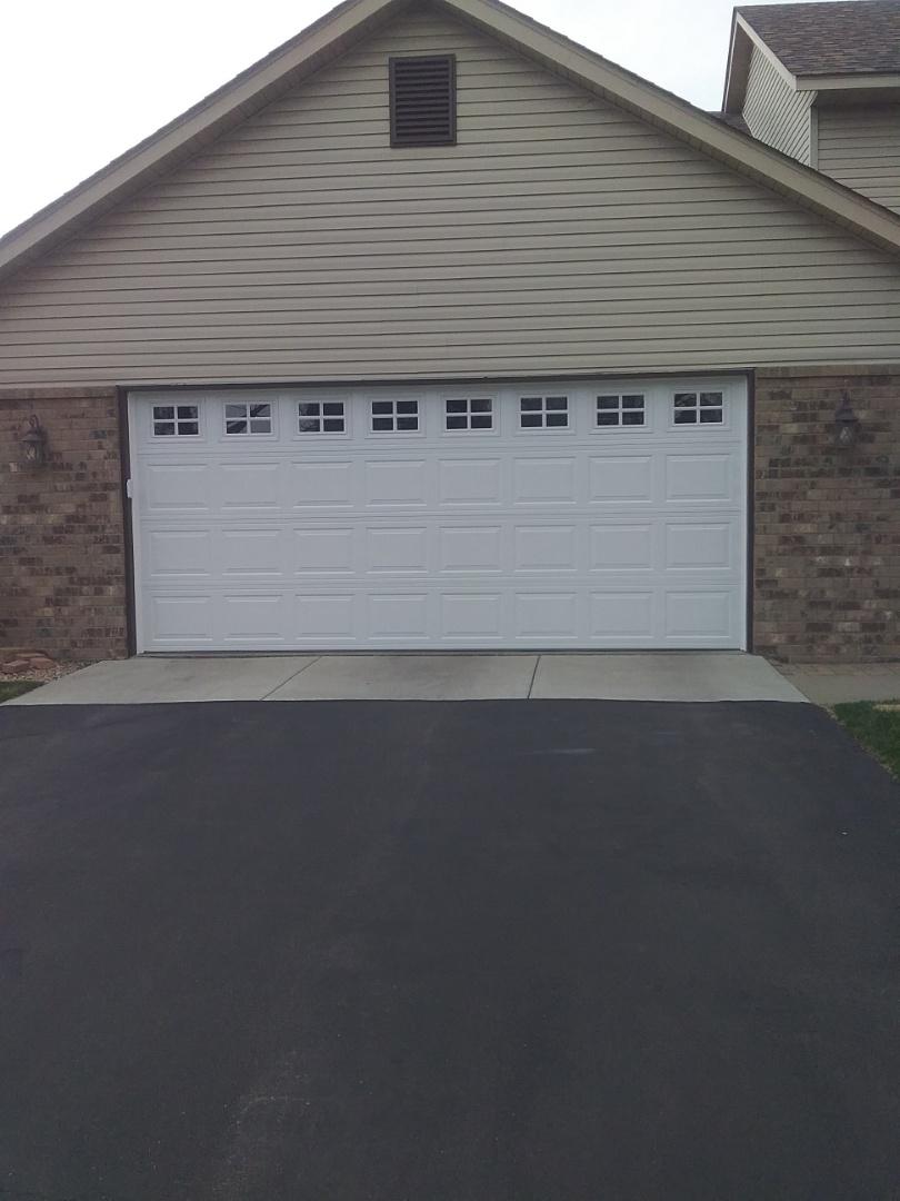 Shakopee, MN - Garage door replacement