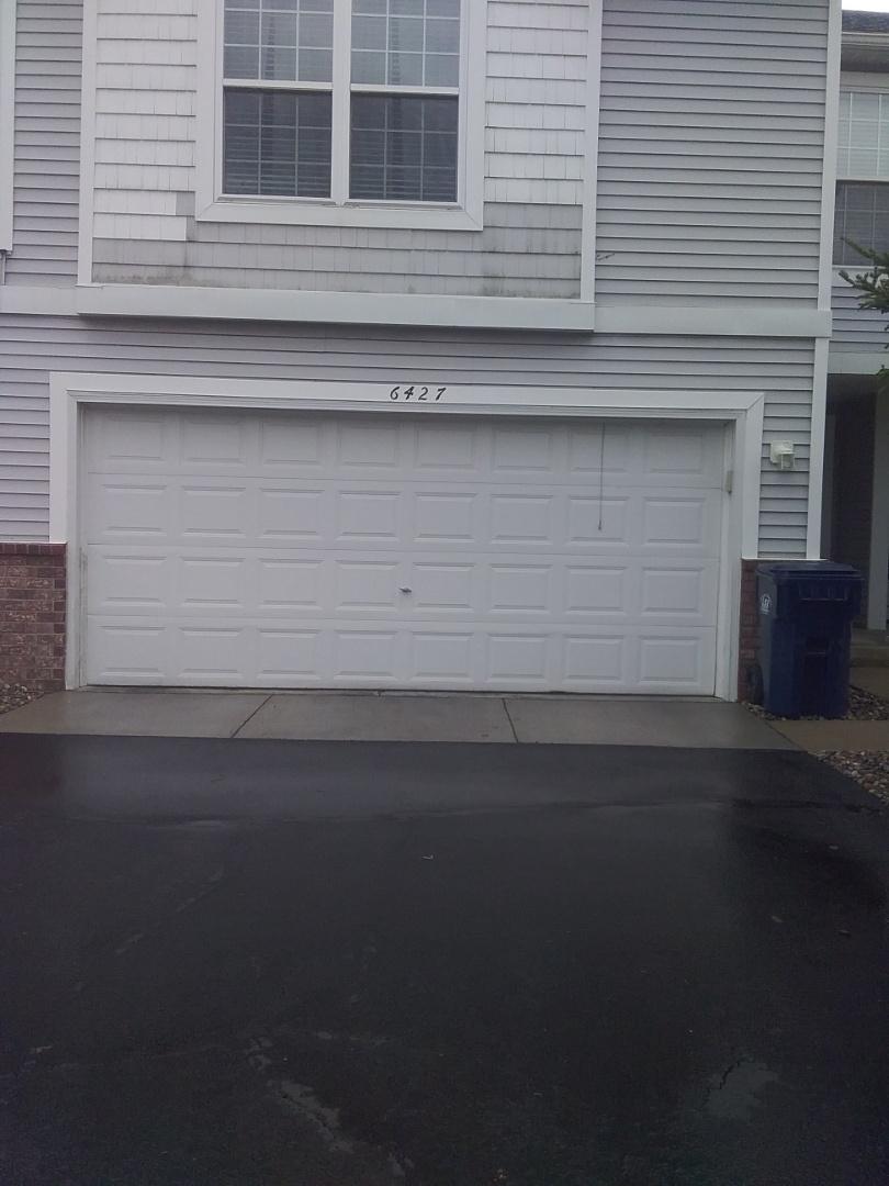 Apple Valley, MN - Garage door replacement