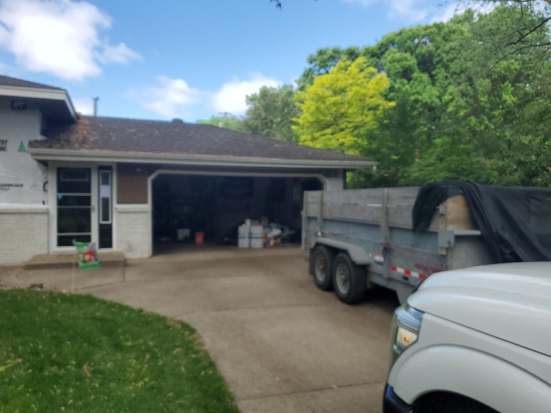 Mounds View, MN - Garage Door Service garage door repair Garage Door free estimate Mounds View Minnesota