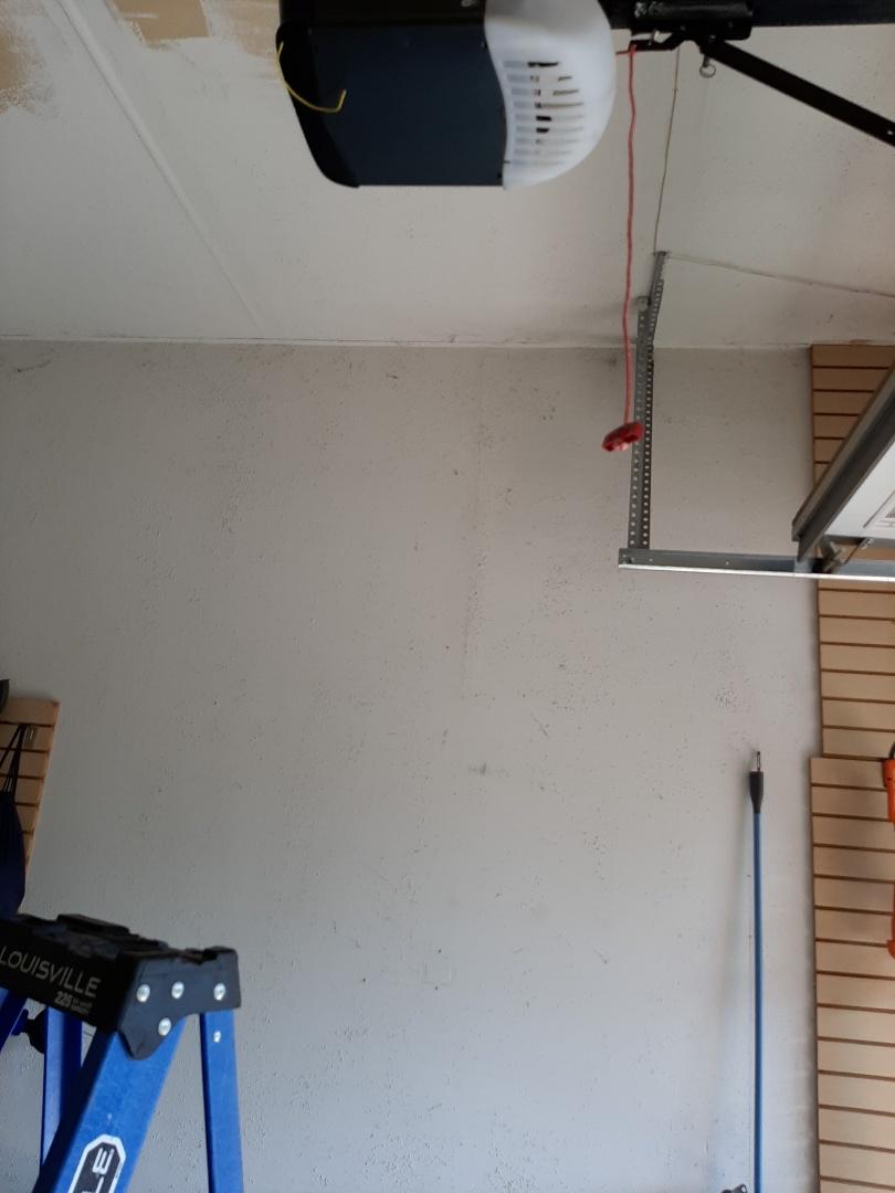 Andover, MN - Jeremy installed new garage door op