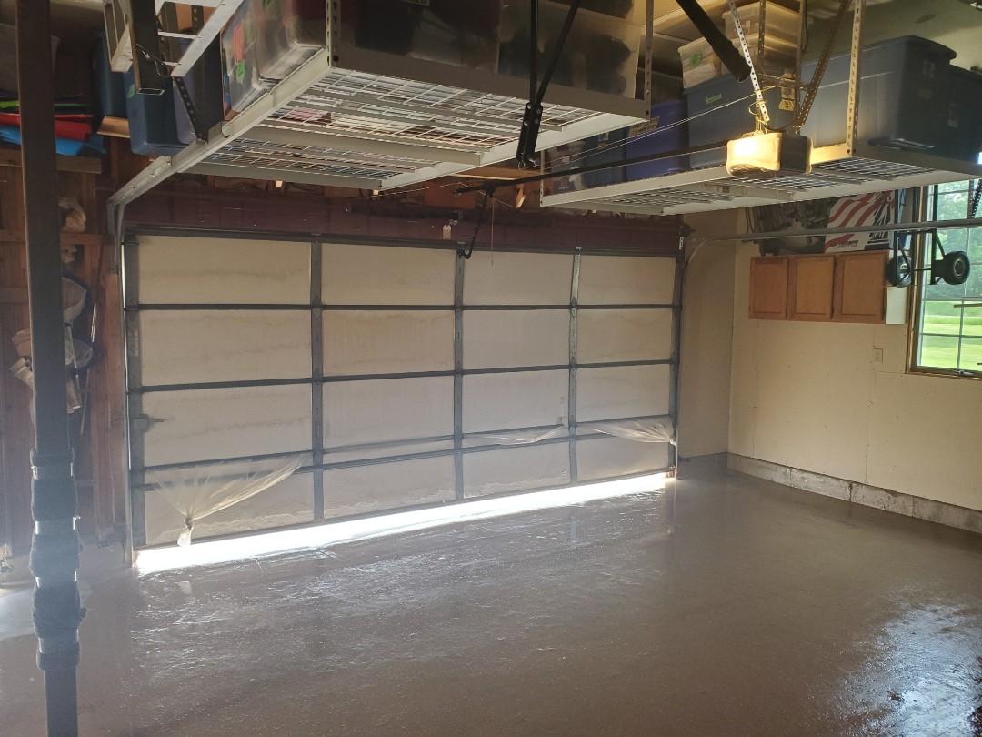 Shoreview, MN - Garage Door Service garage door repair you're riding on a track relevel door Shoreview Minnesota