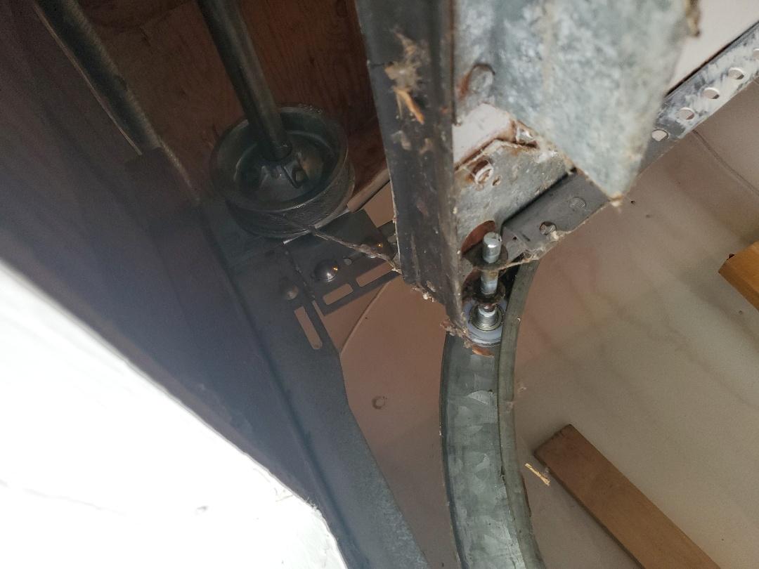 Minnetonka, MN - Garage door broken spring garage door repair Bloomington Minnesota