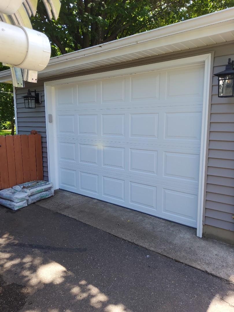 White Bear Lake, MN - Garage door replacement