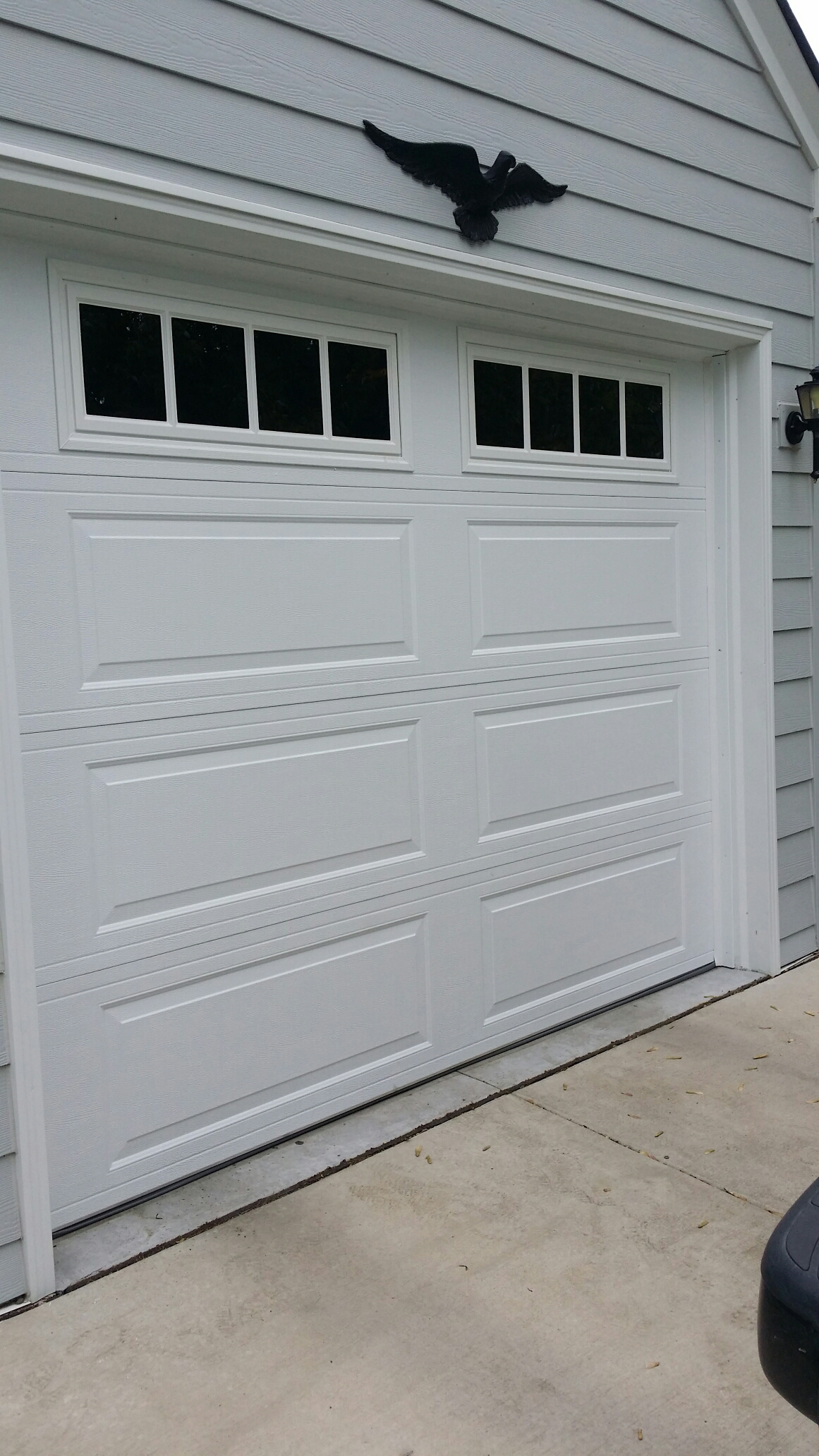 2064 #71675A New Garage Door Installation A North Central LP138 9x7 Garage Door  wallpaper Garage Doors In My Area 37451161