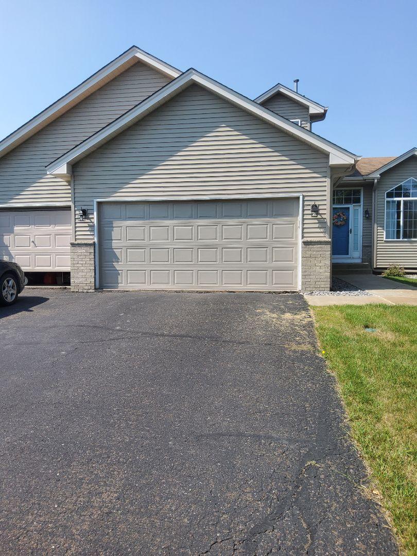 Rogers, MN - Garage door replacement