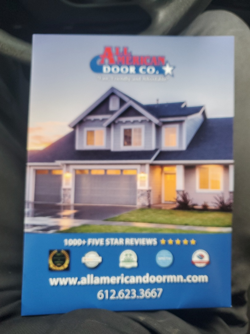 Got your service garage door repair Garage Door free estimate Eagan Minnesota