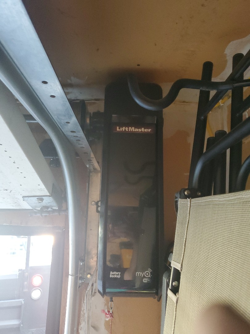 Liftmaster Professional installation Fluidmaster repair Brooklyn Park Minnesota