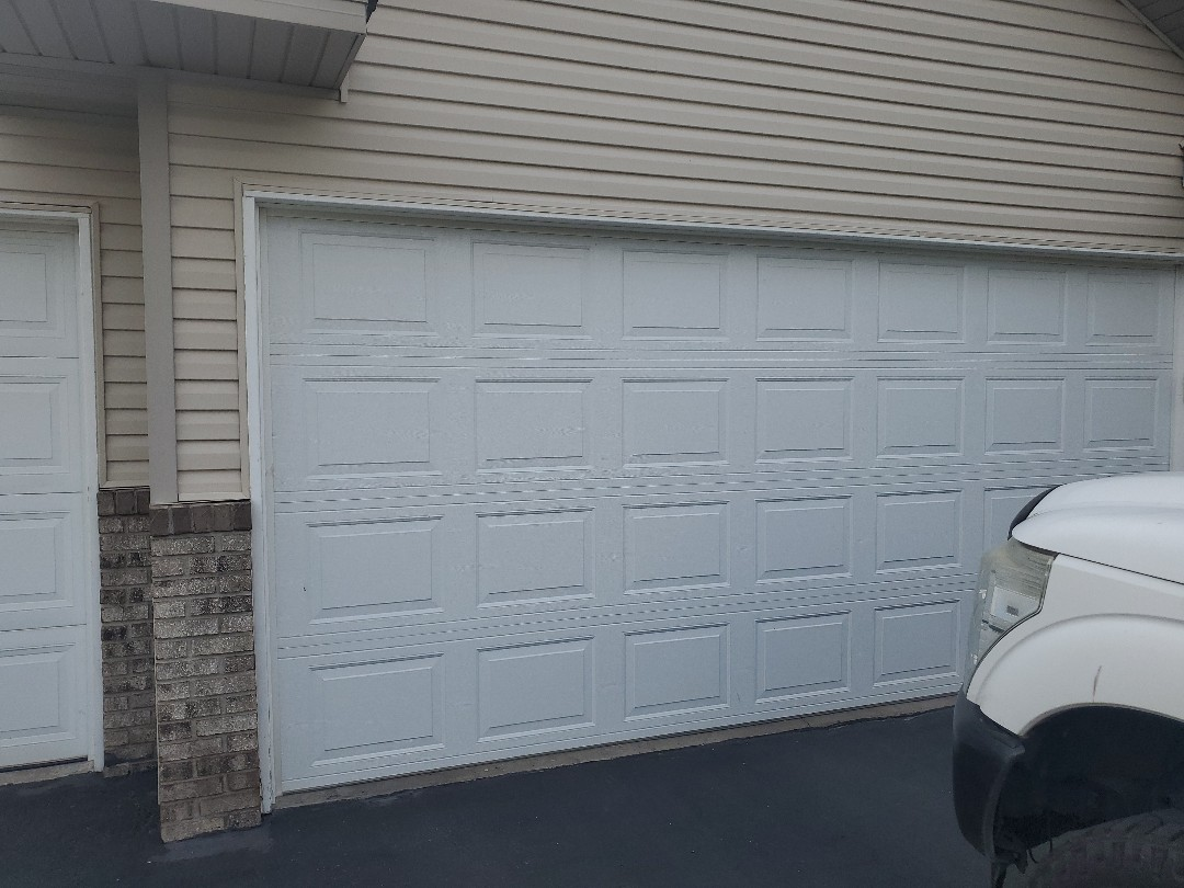Blaine, MN - Garage Door Service garage door repair broken spring replacements Blaine Minnesota