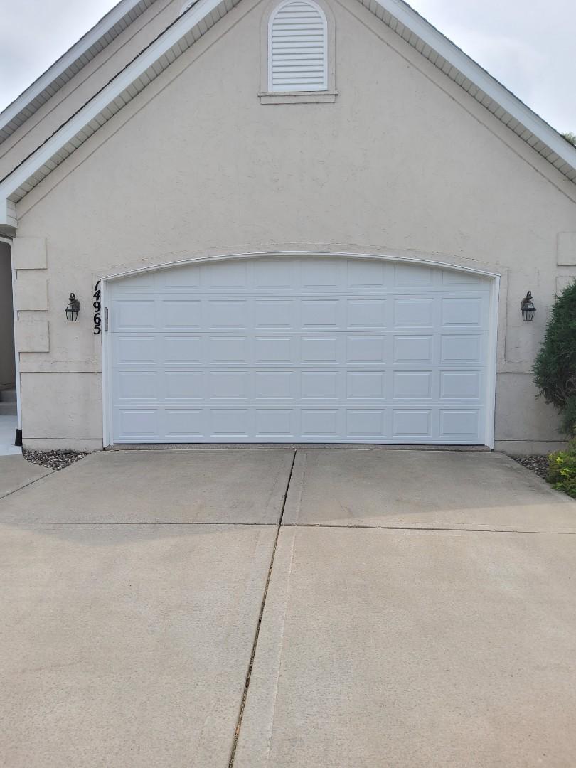 Prior Lake, MN - Garage door replacement