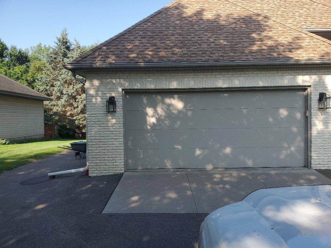 Andover, MN - Garage Door Service garage door repair broken spring replacement Andover Minnesota